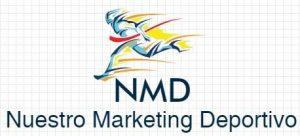 Logo de Marketing deportiv. Colaborador de NMV-Horses