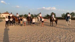 segundo intensivo nmv horses a caballo