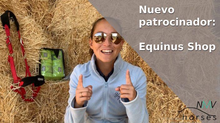 nuevo patrocinador equinus shop en nmv