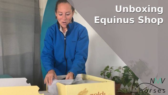 unboxing equinus shop