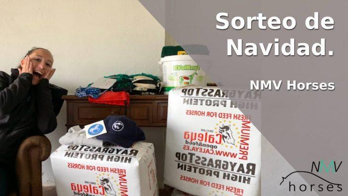 sorteo nmv horses navidad