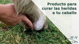 producto para curar las heridas a tu caballo EQUIZAL trm nutricion equinvest