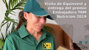 visita equinvest y entrega premio trm nutricion 2019