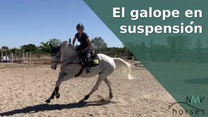 galope en suspension